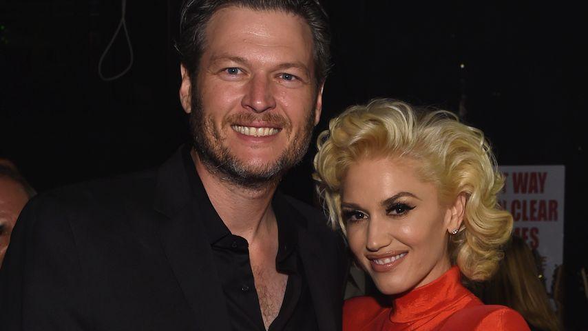 Gwen Stefani & Blake: Schon seit März heimlich verheiratet?