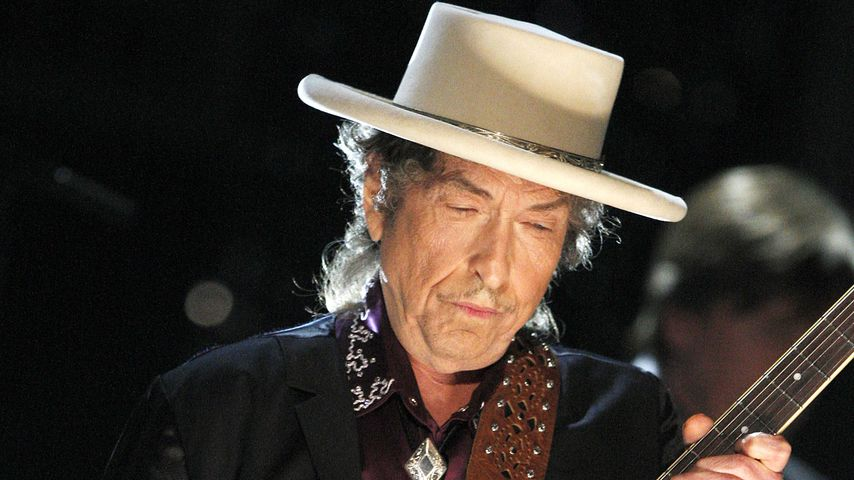 Bob Dylan beim AFI Life Achievement Award, 2009
