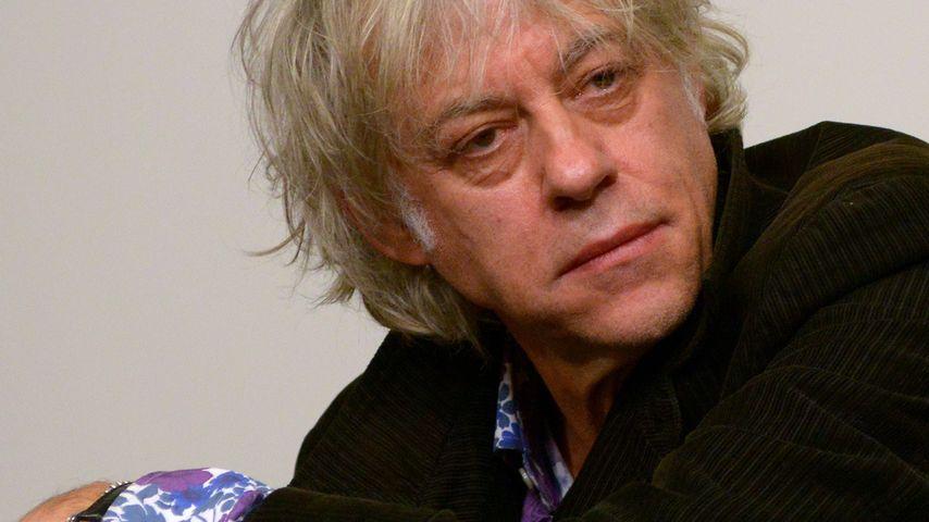 Bob Geldof: Traurige Weihnacht ohne Peaches (✝25)