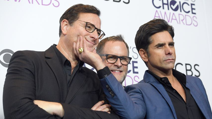 Bob Saget, Dave Coulier und John Stamos bei den People's Choice Awards