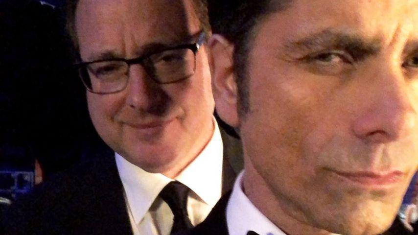 """Full House""-Reunion: Bob Saget & John Stamos bei den Emmys"