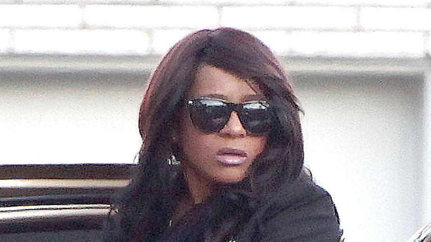 Bobbi Kristina im Jahr 2012