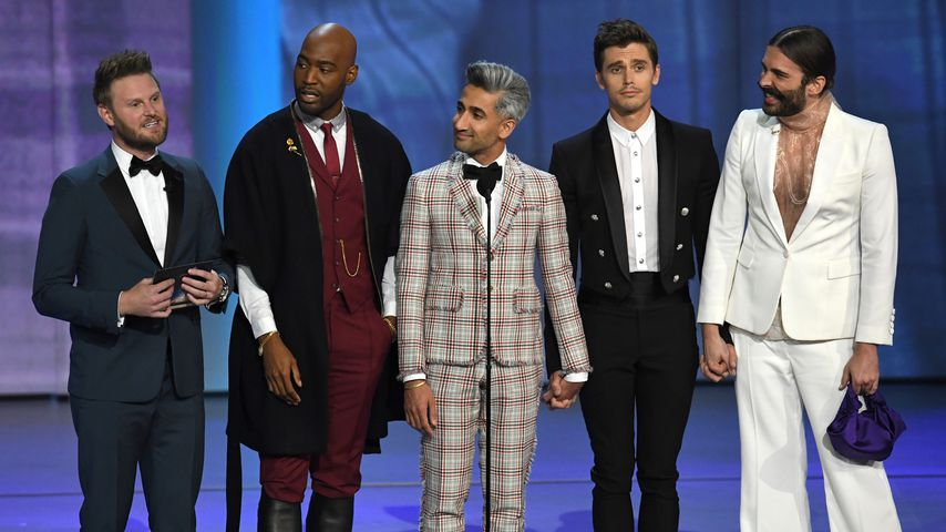"""""""Queer Eye""""-Cast im September 2018 in Los Angeles"""
