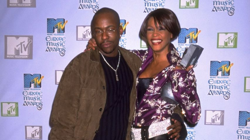 Bobby Brown und Whitney Houston, 1999