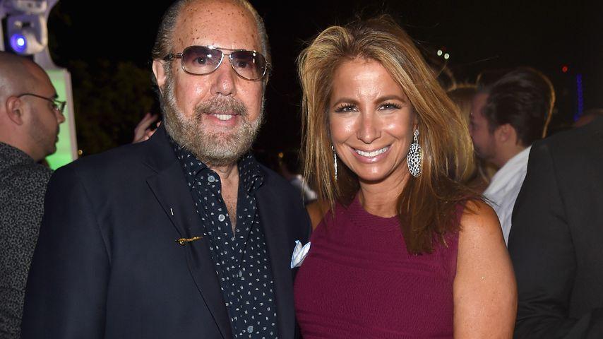 Bobby und Jill Zarin bei einem Event
