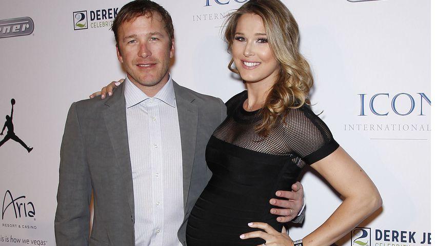 Bode Miller und Morgan Beck feiern Geburt ihrer Zwillinge