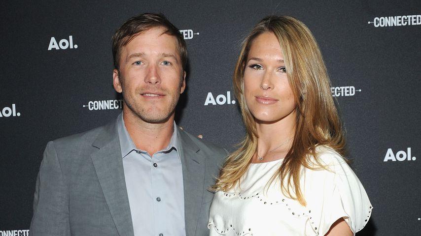 Nach Pool Tod der Tochter Bode Millers Frau erwartet Twins
