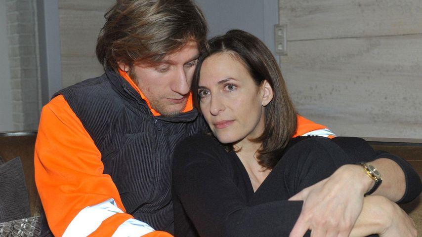Ulrike Frank und Merlin Leonhardt