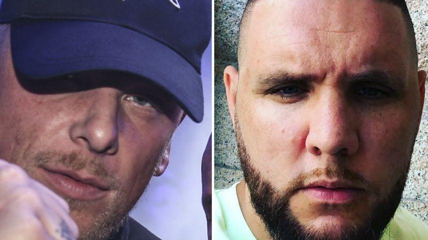 Box-Fight der Rap-Stars: Kämpfen Bonez MC & Fler bald im TV?