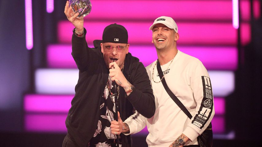 Bonez MC & RAF Camora an der Spitze der Album- und Single-Charts