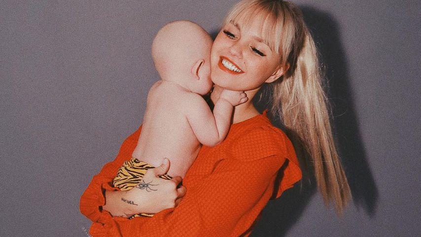 Bonnie Strange und ihre Tochter Goldie