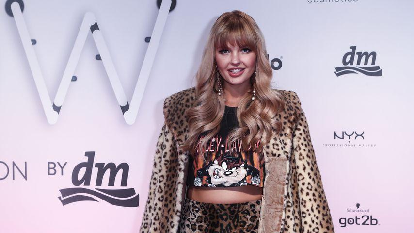 Bonnie Strange im November 2017