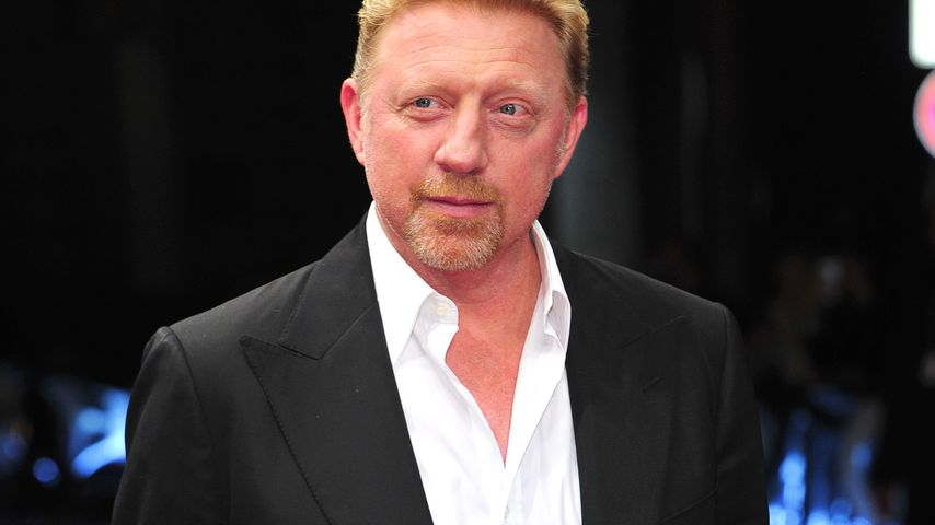 Boris Becker, Tennislegende