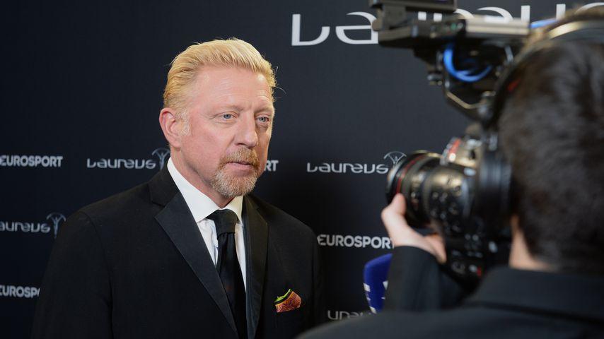 Boris Becker bei den Laureus World Sports Awards 2017