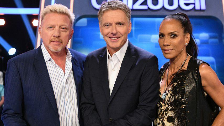 Kleine Sensation: Boris und Barbara Becker gemeinsam im TV!