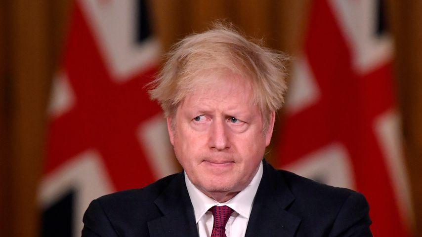 Boris Johnson im Dezember 2020