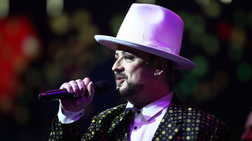 Boy George bei den Aacta Awards 2016 in Sydney