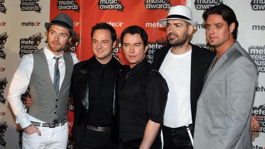 Boyzone im Februar 2008