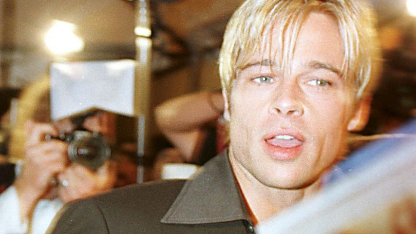 Drogen-Geständnis: Brad Pitt rauchte früher oft Marihuana
