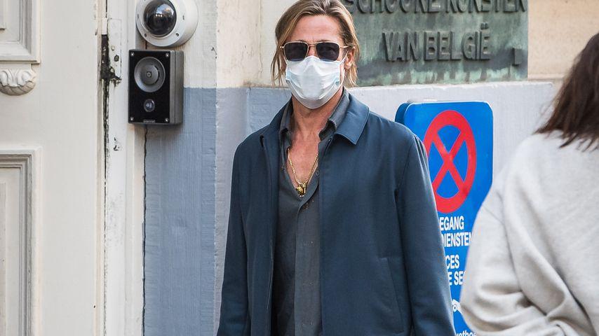 Brad Pitt, März 2021