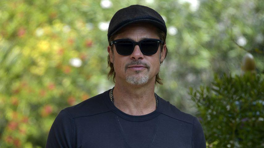 Brad Pitt, August 2019