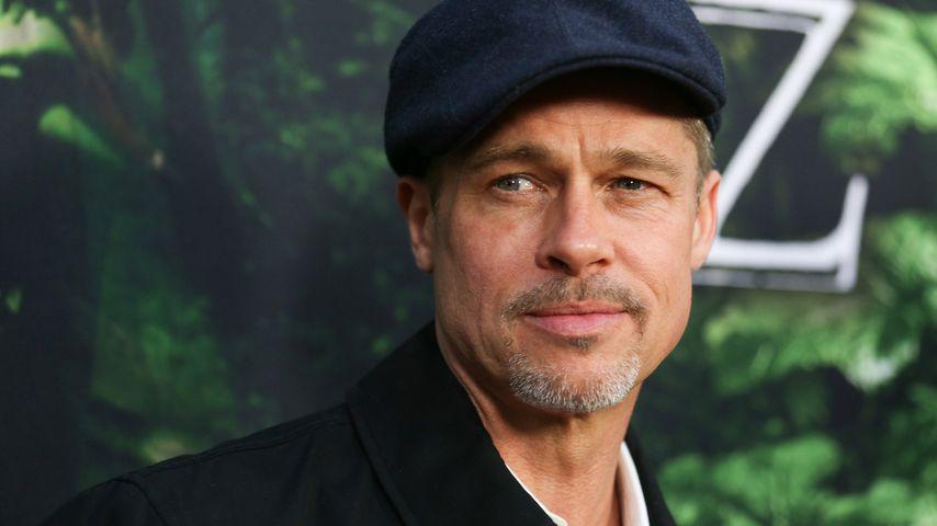 Brad Pitt völlig am Ende? Jetzt eilt seine Mutter zu Hilfe!