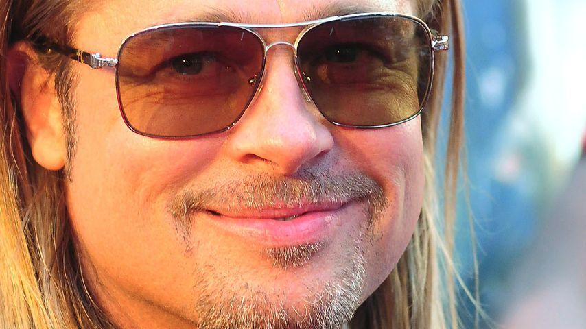 Brad Pitt sorgt für unvergesslichen Hochzeitstag!