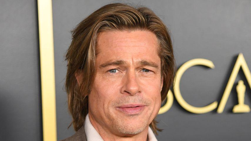 Nach Zahnarztbesuch: Brad Pitt verließ Klinik im Rollstuhl!