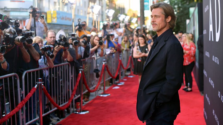 Brad Pitt in Los Angeles im September 2019