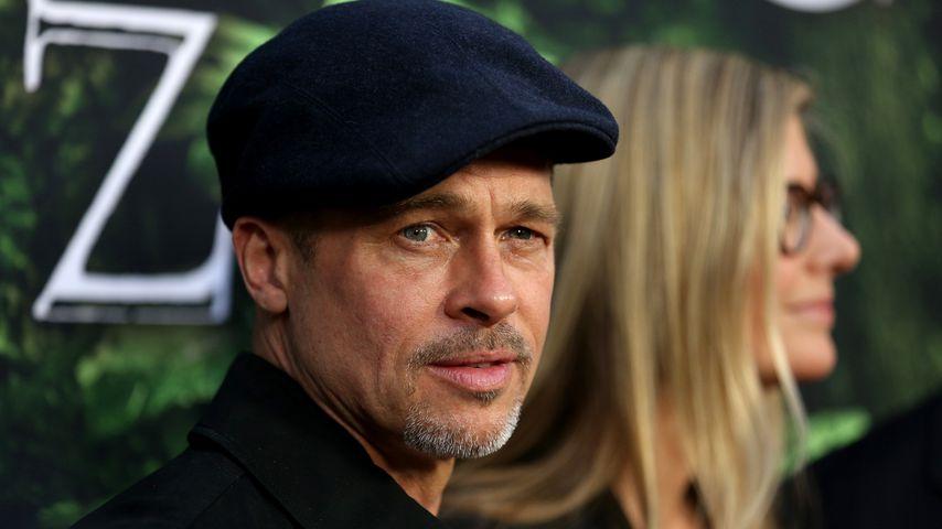 Brad Pitt bei einer Veranstaltung in Hollywood, 2017