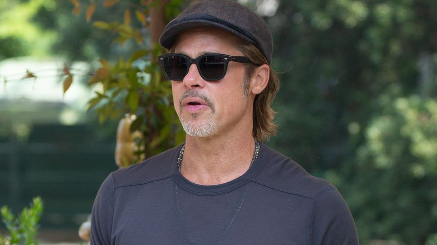 Brad Pitt im August 2019
