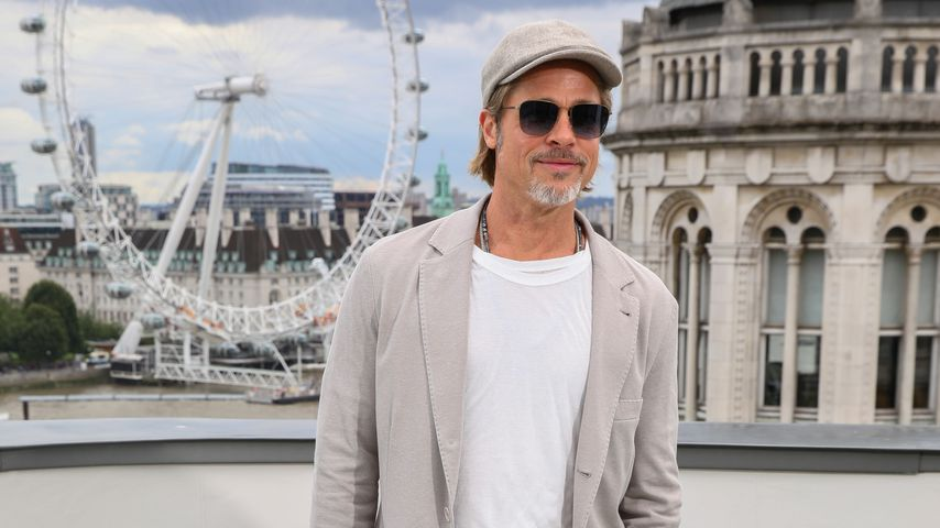 """Brad Pitt beim """"Once Upon A Time...In Hollywood""""-Fototermin in London"""