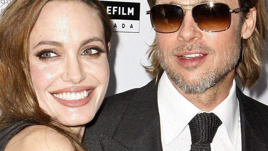 Angelina Jolie & Brad Pitt: Heimliche Hochzeit?