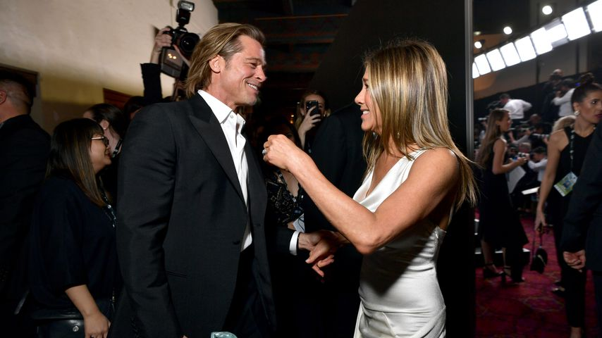 Freunde verraten: Brad & Jen tatsächlich wieder verliebt!