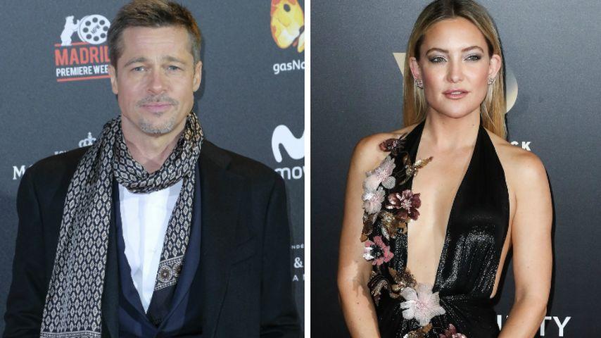 Ja oder Nein? Brad Pitt datet angeblich Kate Hudson!