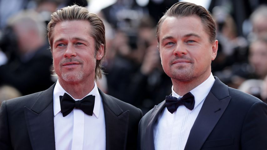 Drehen Brad Pitt und Leonardo DiCaprio bald wieder zusammen?