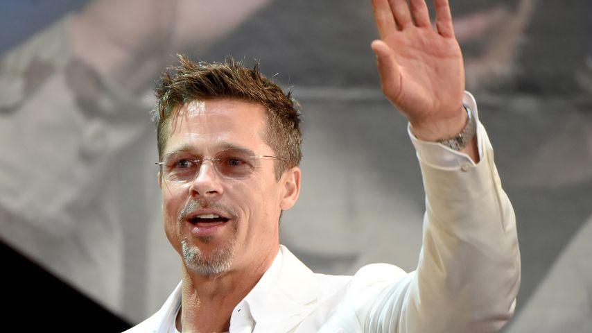 """Brad Pitt auf der """"War Machine""""-Premiere in Japan"""