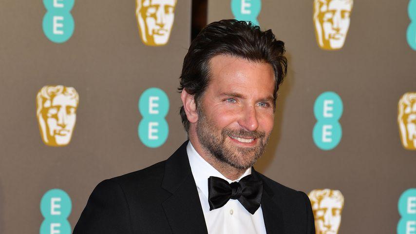 Schauspieler Bradley Cooper bei den EE British Academy Film Awards 2019