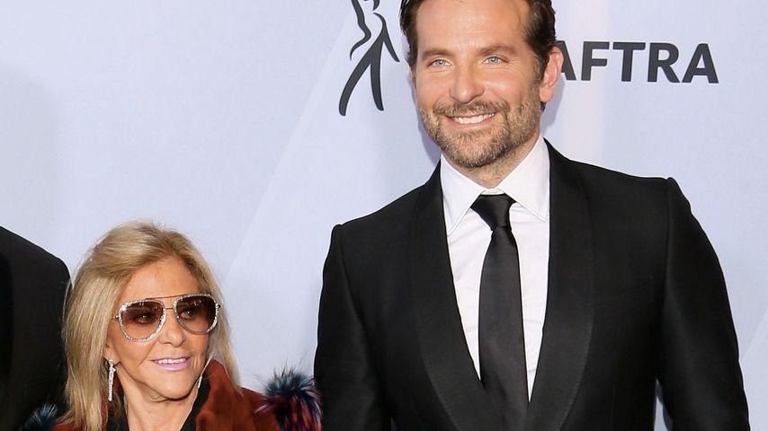 Mamas Boy: Bradley Cooper bringt Mutter mit zu SAG Awards!