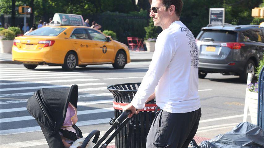 Bradley Cooper mit Tochter Lea in New York