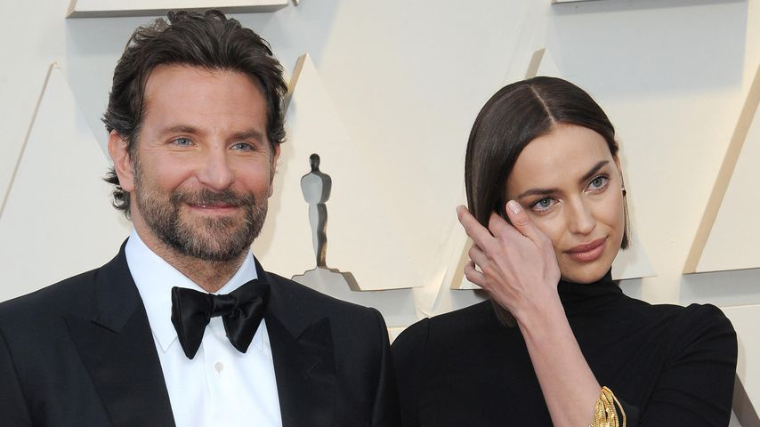 Bradley Cooper und Irina Shayk in Hollywood, Februar 2019