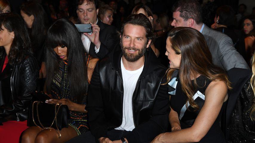 Naomi Campbell, Bradley Cooper und Jennifer Garner, 2016