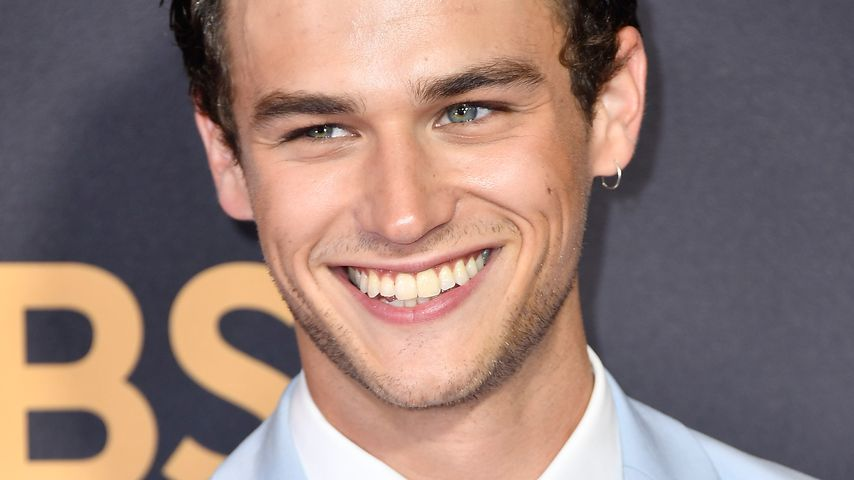 Brandon Flynn bei den Annual Primetime Emmy Awards 2017