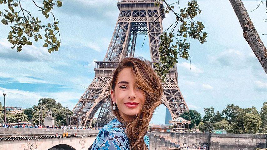 Brenda Patea in Paris