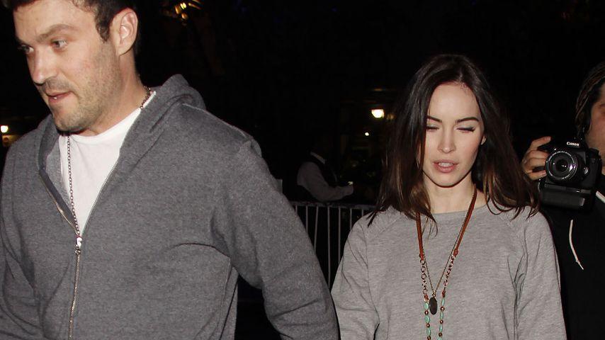 Megan Fox und Brian Austin Green