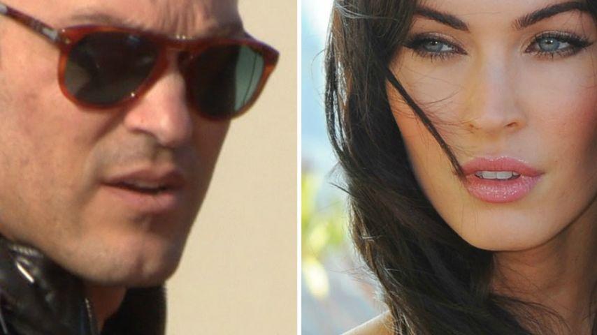 Nach Ehe-Aus: Megan Fox muss Brian finanziell unterstützen