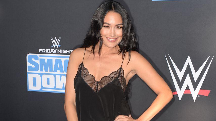 Brie Bella im Oktober 2019