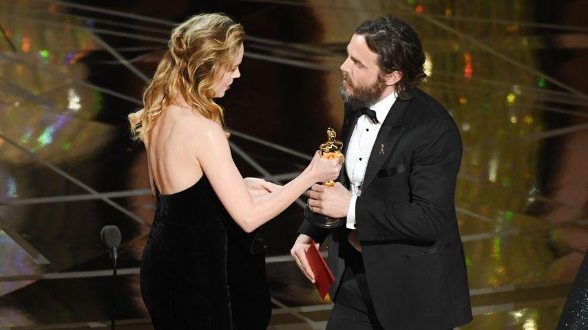 Beste Schauspielerin! Überwältigte Brie Larson gewinnt Oscar
