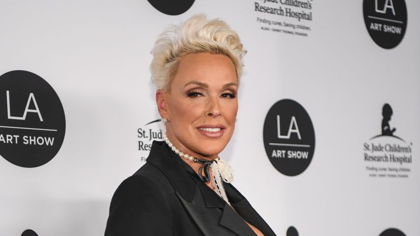Brigitte Nielsen im Januar 2019 in Los Angeles