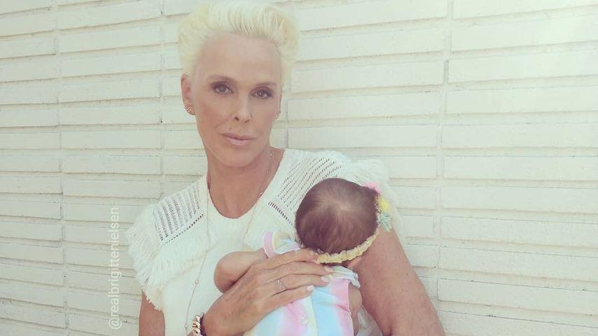 Brigitte Nielsen zeigt Tochter Frida & sexy After-Baby-Body!